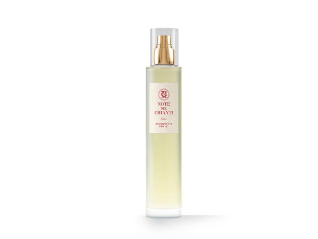 Eden, deodorante spray intimo per donna da Note del Chianti