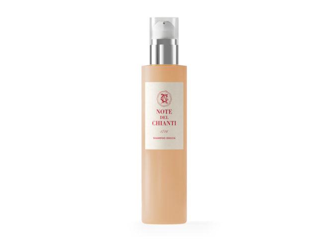 1716 confezione di shampoo doccia unisex proposto da Note del Chianti