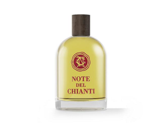 Confezione di Eden, eau de parfum donna realizzato dalla bottega contemporanea di profumi Note del Chianti
