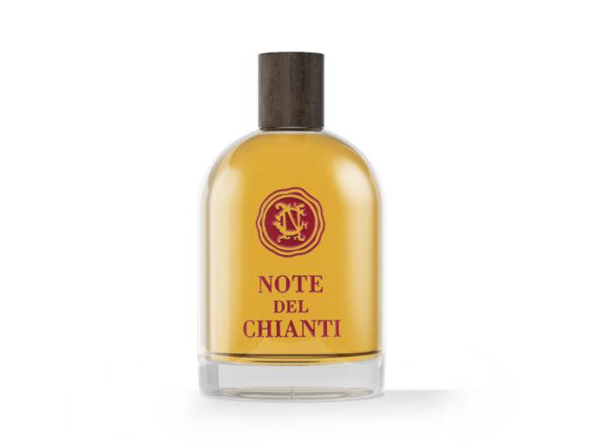 Confezione di Toscano Intenso, eau de parfum uomo realizzato dalla bottega contemporanea di profumi Note del Chianti